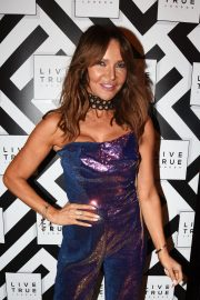 Lizzie Cundy at Live True London Hair Salons Launch Party 2018/11/15 5