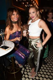 Lizzie Cundy at Live True London Hair Salons Launch Party 2018/11/15 6