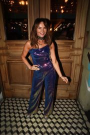 Lizzie Cundy at Live True London Hair Salons Launch Party 2018/11/15 7