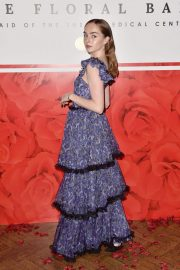 Louisa Connolly-Burnham at Floral Ball 2018 in Aid of Shea Medical Centre in London 2018/11/05 1