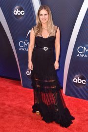 Lucie Silvas at 2018 CMA Awards in Nashville 2018/11/14 6