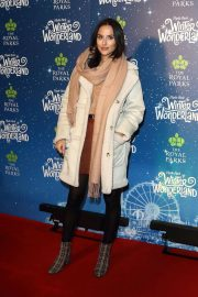 Lucy Watson at Hyde Park Winter Wonderland VIP Launch in London 2018/11/21 2