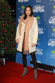 Lucy Watson at Hyde Park Winter Wonderland VIP Launch in London 2018/11/21 3