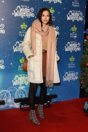 Lucy Watson at Hyde Park Winter Wonderland VIP Launch in London 2018/11/21 4