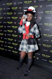 Lupita Nyong'o at Heidi Klum's Halloween Party in New York 2018/10/31 2