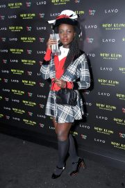 Lupita Nyong'o at Heidi Klum's Halloween Party in New York 2018/10/31 4