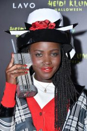Lupita Nyong'o at Heidi Klum's Halloween Party in New York 2018/10/31 6