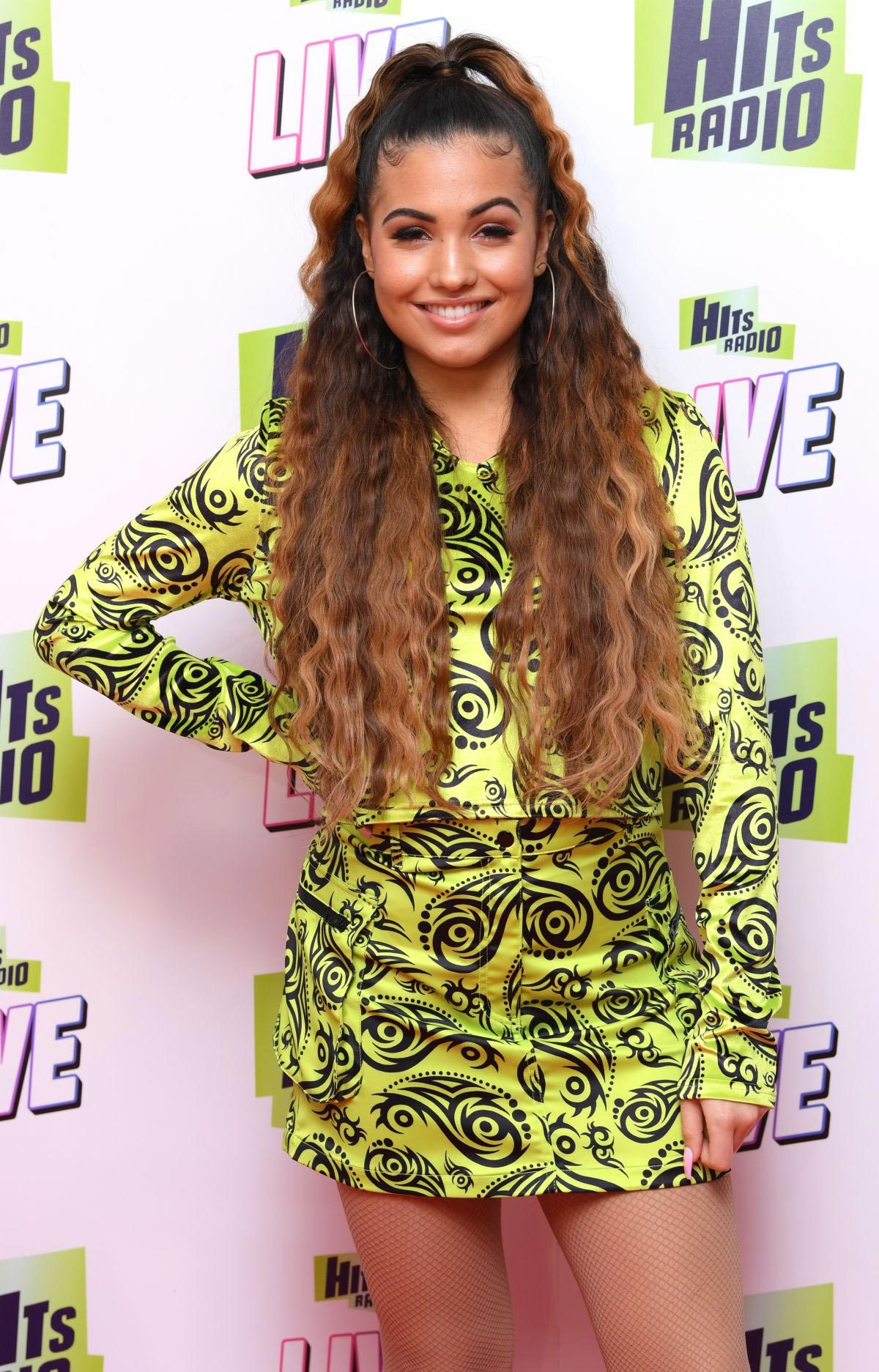Mabel at Hits Radio Live in Manchester 2018/11/25 1