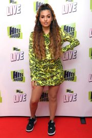 Mabel at Hits Radio Live in Manchester 2018/11/25 2