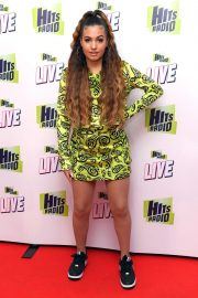 Mabel at Hits Radio Live in Manchester 2018/11/25 3