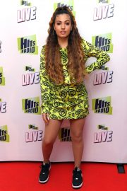 Mabel at Hits Radio Live in Manchester 2018/11/25 5