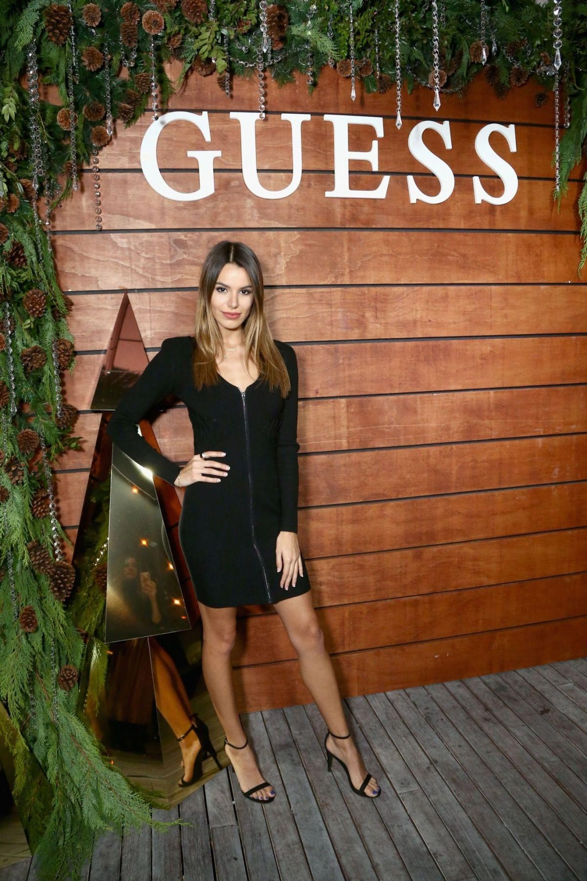 Madison Reed at Guess Holiday 2018 Event in West Hollywood 2018/11/07 1