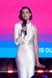 Maia Mitchell at Almas 2018 Live on Fuse in Los Angeles 2018/11/04 1