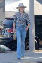 Malin Akerman Out for Lunch in Hollywood 2018/11/05 2
