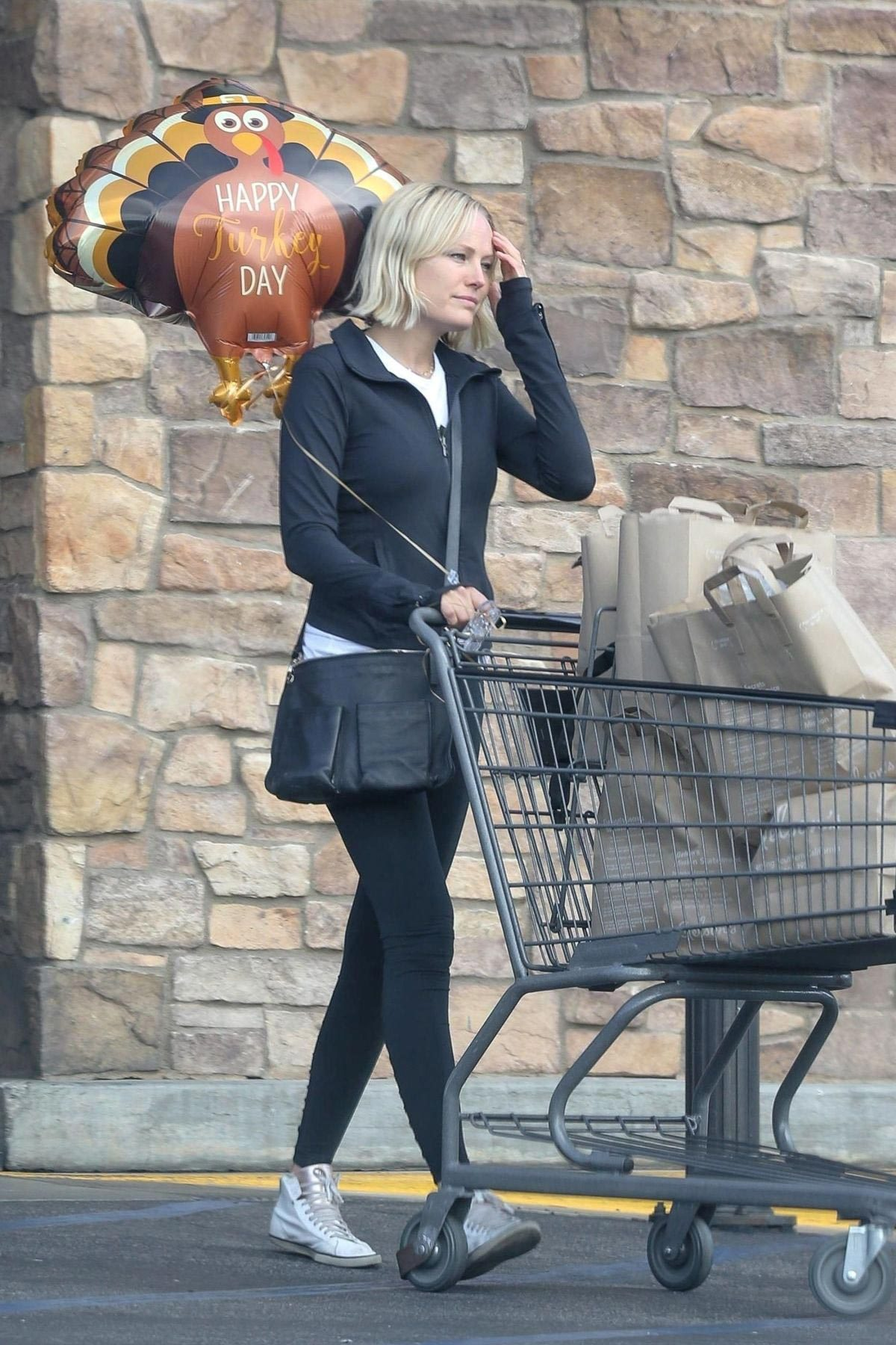 Malin Akerman Out Shopping in Los Angeles 2018 11 22 1