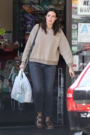 Mandy Moore and Ryan Adams Out Shopping in Los Angeles 2018/11/25 5