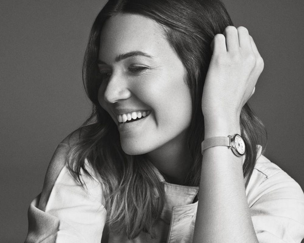 Mandy Moore for Fossil 2018 Campaign Photos 1