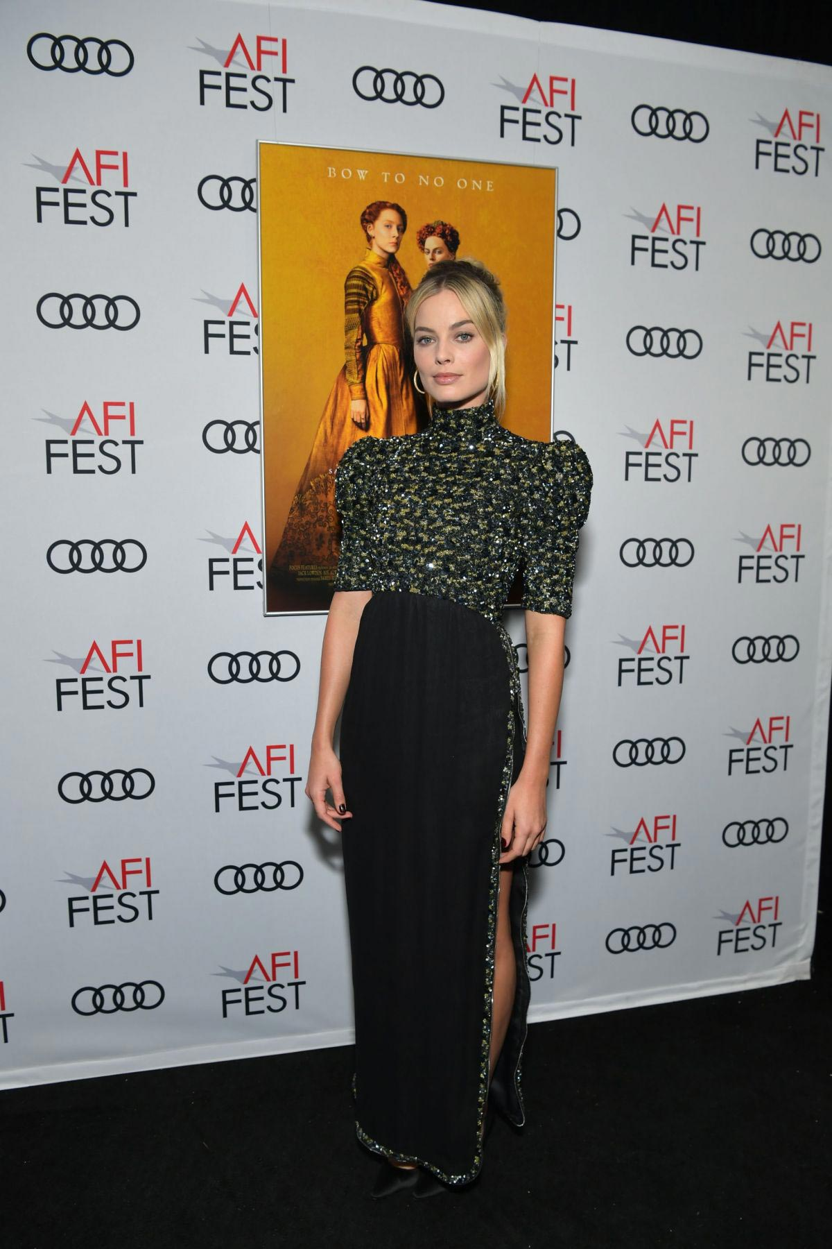Margot Robbie at Mary Queen of Scots Screening at Afi Fest 2018 in Hollywood 2018/11/18 1