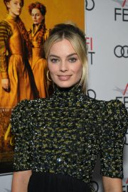 Margot Robbie at Mary Queen of Scots Screening at Afi Fest 2018 in Hollywood 2018/11/18 2