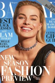 Margot Robbie in Harper's Bazaar Magazine, December 2018/January 2019 8