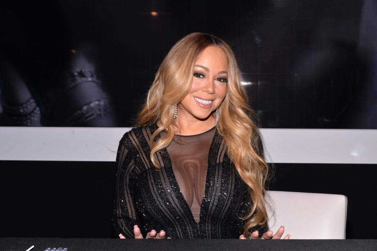 Mariah Carey at Mariah Experience Opening and Caution Album Release in New York 2018/11/16 1