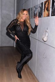 Mariah Carey at Mariah Experience Opening and Caution Album Release in New York 2018/11/16 4