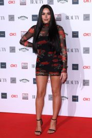 Marnie Simpson at Beauty Awards 2018 in London 2018/11/26 2