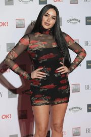 Marnie Simpson at Beauty Awards 2018 in London 2018/11/26 3