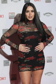 Marnie Simpson at Beauty Awards 2018 in London 2018/11/26 6