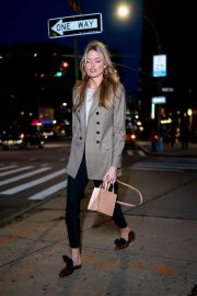 Martha Hunt Night Out in New York 2018/11/13 4