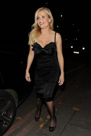 Melinda Messenger Arrives at Phil Turner's 50th Birthday Party in London 2018/11/14 1