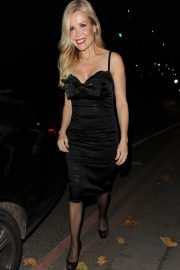 Melinda Messenger Arrives at Phil Turner's 50th Birthday Party in London 2018/11/14 3