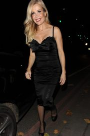 Melinda Messenger Arrives at Phil Turner's 50th Birthday Party in London 2018/11/14 4