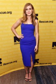 Melissa Roxburgh at International Rescue Committee's Rescue Dinner in New York 2018/11/01 1