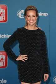 Melora Hardin at Ralph Breaks the Internet Premiere in Hollywood 2018/11/05 3