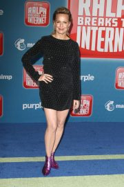 Melora Hardin at Ralph Breaks the Internet Premiere in Hollywood 2018/11/05 9