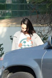 Mila Kunis Out for Lunch in Los Angeles 2018/11/16 4