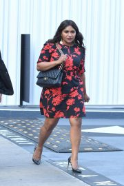 Mindy Kaling Out in Beverly Hills 2018/11/20 1