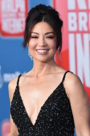 Ming-Na Wen at Ralph Breaks the Internet Premiere in Hollywood 2018/11/05 3