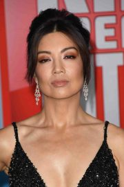 Ming-Na Wen at Ralph Breaks the Internet Premiere in Hollywood 2018/11/05 5