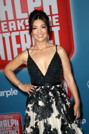 Ming-Na Wen at Ralph Breaks the Internet Premiere in Hollywood 2018/11/05 7