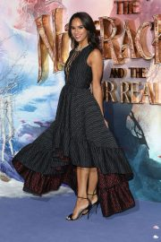 Misty Copeland at The Nutcracker and the Four Realms Premiere in Los Angeles 2018/11/01 3