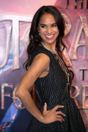 Misty Copeland at The Nutcracker and the Four Realms Premiere in Los Angeles 2018/11/01 5