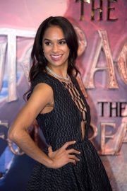 Misty Copeland at The Nutcracker and the Four Realms Premiere in Los Angeles 2018/11/01 8
