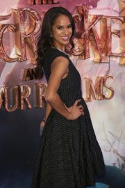 Misty Copeland at The Nutcracker and the Four Realms Premiere in Los Angeles 2018/11/01 9