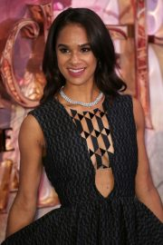 Misty Copeland at The Nutcracker and the Four Realms Premiere in Los Angeles 2018/11/01 10