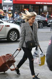 Mollie King Out and About in Paris 2018/11/08 2