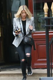 Mollie King Out and About in Paris 2018/11/08 6