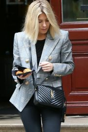 Mollie King Out and About in Paris 2018/11/08 7