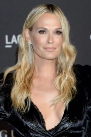 Molly Sims at Lacma: Art and Film Gala in Los Angeles 2018/11/03 3